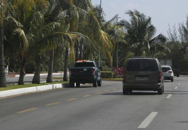 En las ciudades de Quintana Roo, principalmente de la zona norte, hay unidades rentadas en otros destinos. (Luis Soto/SIPSE)