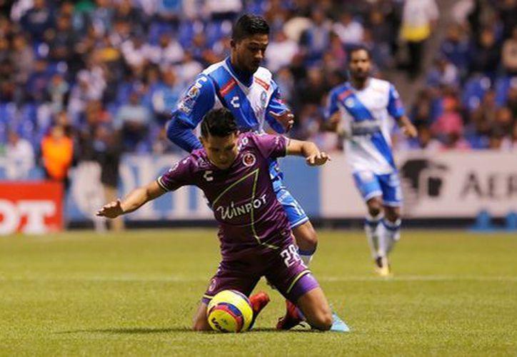 Veracruz se hunde más en la tabla porcentual con esta derrota. (Imago7)