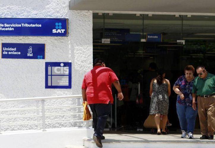 El SAT mantiene una vigilancia permanente para detectar a contribuyentes evasivos. (Milenio Novedades)