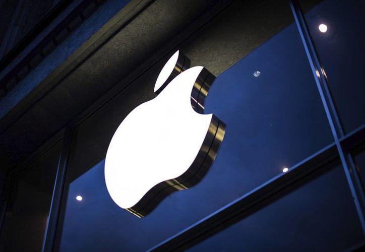 Apple tiene un valor estimado de 104,300 mdd, lo que supone un aumento del 20 por ciento respecto al año pasado. (EFE/Archivo)