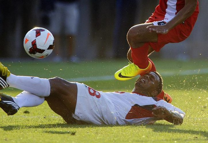 Con la victoria, los cubanos quedaron en tercer lugar del Grupo C, pero avanzan por diferencia de goles. (Agencias)