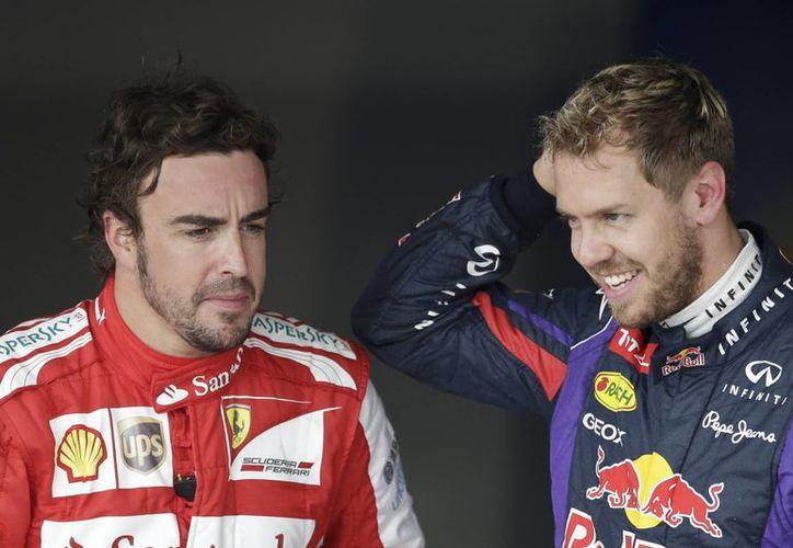 Vettel se ha llevado seis de las últimas ocho 'poles' del año. (Foto: Agencias)
