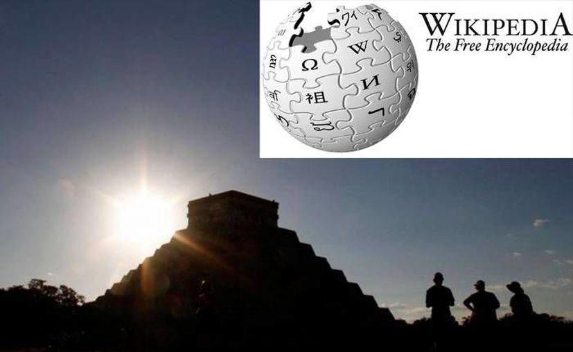 Wikimedia México A. C. trabaja en la creación de Wikipedia en Maya, esto en colaboración con profesionales y organizaciones locales. (Especial/ Milenio Novedades)