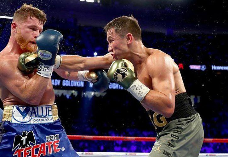 En el pasado combate de box entre el mexicano Saúl Álvarez y el kazajo Gennady Golovkin, la jueza otorgó una puntuación de 118-110 a favor del mexicano y otorgándole únicamente dos asaltos a 'GGG'. (Solo Boxeo)