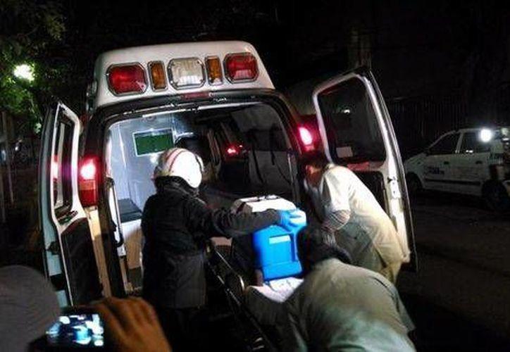 Los órganos de una donante que perdió la vida en Guerrero fueron trasladados vía aérea a Toluca y al Centro Médico Dalinde, y vía terrestre al Hospital Siglo XXI. (Milenio)