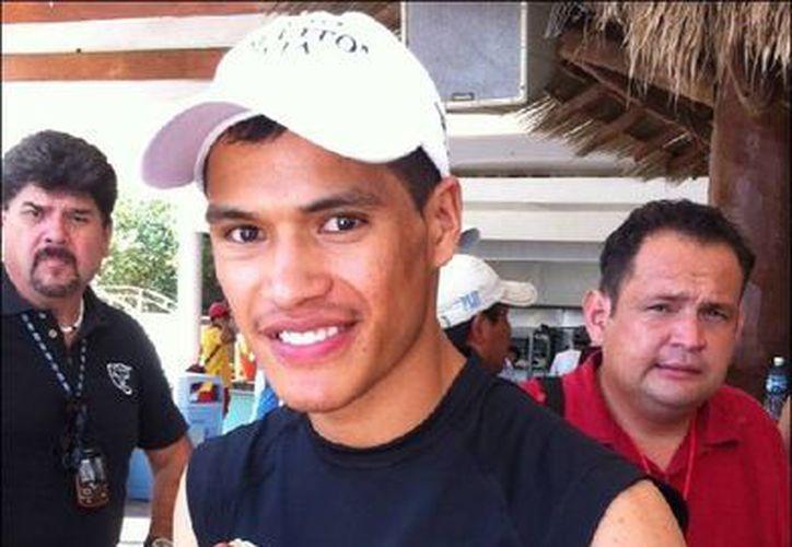 Luis Angel Mayen peleará en la categoría mosca. (www.boxnoticias.net/Archivo)