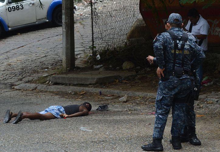 El estudio de ciudades con mayor violencia lo realizó el Consejo Ciudadano para la Seguridad Pública y la Justicia Penal, AC. (Foto: Proceso)