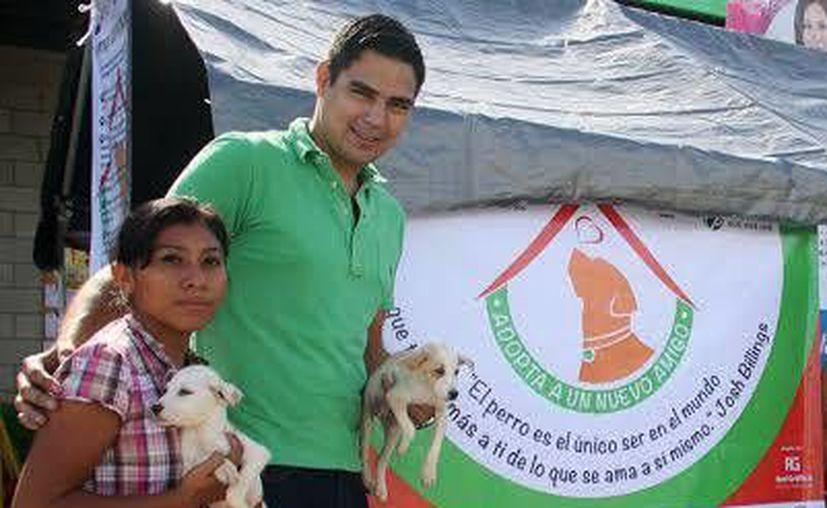 Se han entregado 47 perros y dos gatos a familias que firmaron una carta responsiva. (Cortesía/SIPSE)