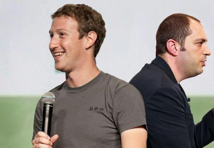 El manejo de datos que la empresa de Mark Zuckerberg tiene sobre WhatsApp, disgustó al creador de la aplicación, Jan Koum. (Internet)