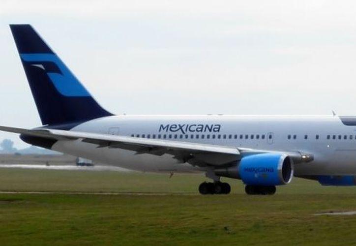 Mexicana de Aviación suspendió operaciones desde 2010. (Línea Directa Portal)