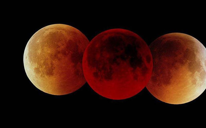 eclipse lunar julio 2019 hora