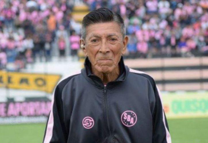 Ricardo Luna, en un juego de Sports Boys de Perú. (Foto: Club Sport Boys)