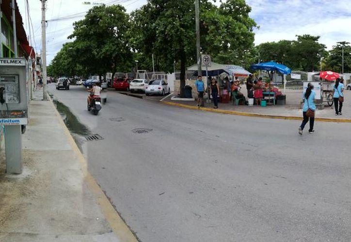La propuesta inicial no se aplicaría a toda la avenida 15 que es una de las de más afluencia vehicular. (Foto: Adrián Barreto)