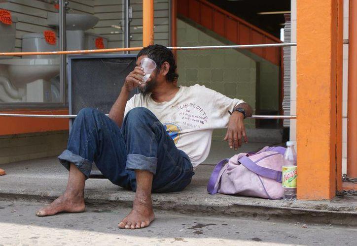 En el DF hay unas cuatro mil personas en situación de calle. (radiover.info)