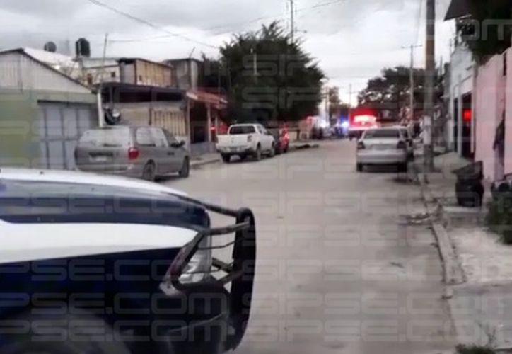 Policías municipales atendieron los hechos en la Región 96. (Redacción)