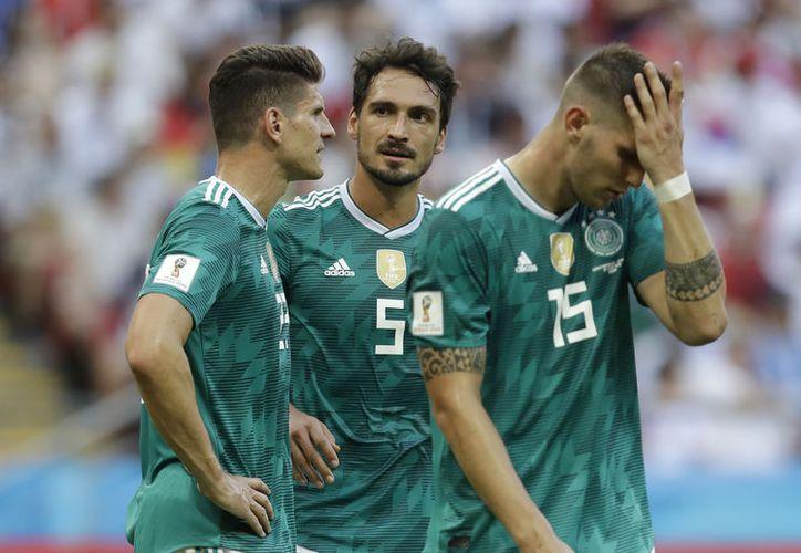 Al parecer varios jugadores de la Selección de Alemania dedicaban demasiado tiempo a los video juegos durante el Mundial (Foto AP)