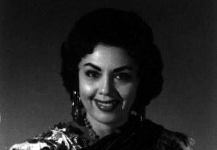 La actriz Celia Acevedo falleció a los 90 años de edad. (SIPSE)