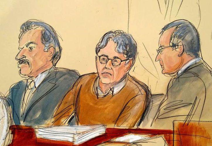 Al jurado le tomó solo cuatro horas la deliberación. Ahora, el falso gurú de la autoayuda enfrenta cadena perpetua. (Foto: AP)