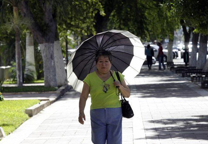 Hoy el calor podría dar una tregua en Mérida. (SIPSE)