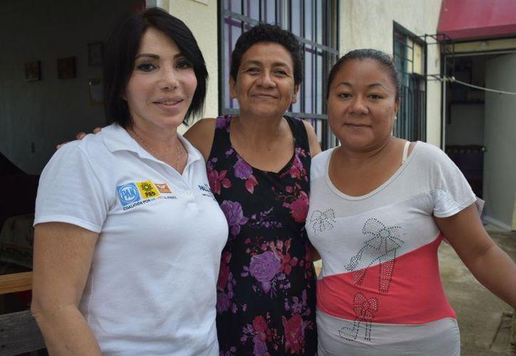 Quintana Roo por ser un estado fronterizo debe recibir este beneficio, considera la candidata. (Redación/SIPSE)