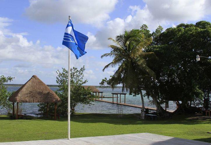 La Laguna de Bacalar será el escenario de DJ´s internacionales y locales. (Ángel Castilla/SIPSE)