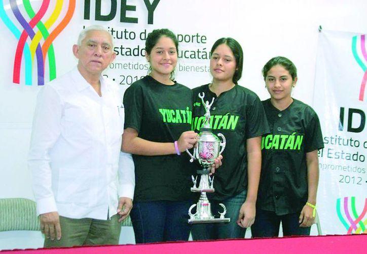La selección comandada por las hermanas Morejón consiguió triunfos ante Sinaloa y Veracruz, pero en la final perdieron ante Jalisco.(Milenio Novedades)