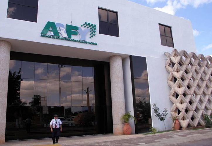 La Agencia de Administración Fiscal del Gobierno del Estado se ha encargado de visitar a dichas organizaciones para exigir el pago pendiente. (SIPSE)