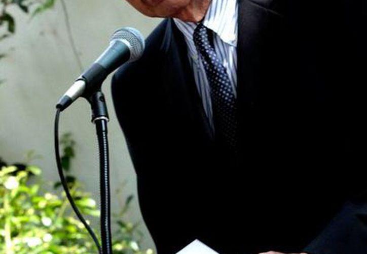Cuauhtémoc Cárdenas renunció ayer al Partido de la Revolución Democrática, del cual fue fundador, cuando 1988 renunció al PRI. (Archivo/NTX)