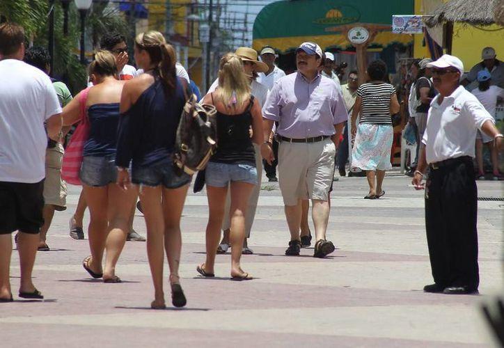 El turismo norteamericano es el más significativo para la isla. (Cortesía/SIPSE)