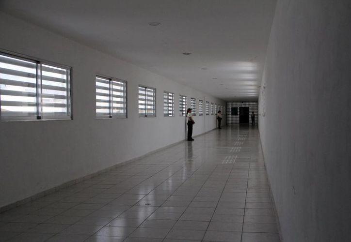 Las instalaciones del nuevo reclusorio femenil son de las más amplias y modernas. (José Acosta/SIPSE)