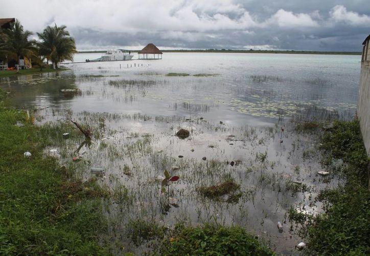 Las inundaciones prolongadas ocasionadas por fenómenos meteorológicos son un problema común en Quintana Roo. (Archivo/SIPSE)