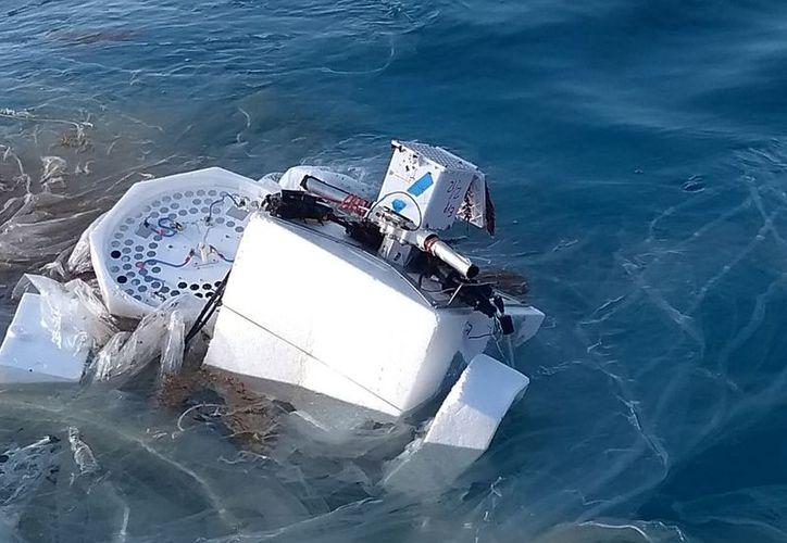 Se reportó un artefacto en el muelle Internacional de Cruceros de Cozumel. (Foto: Archivo/SIPSE)