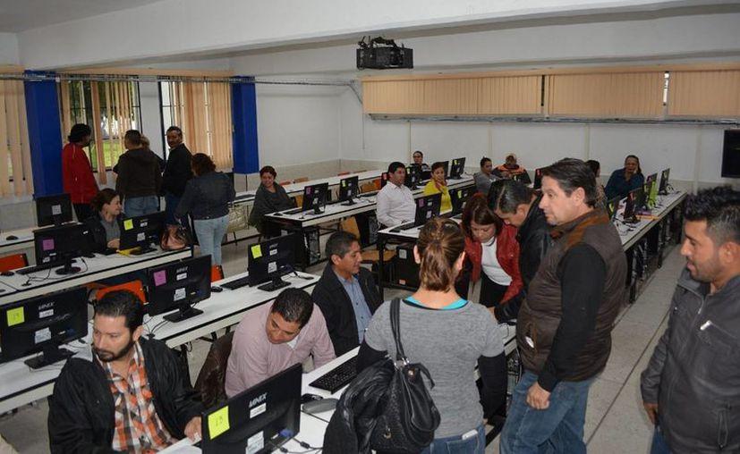 Los resultados de las evaluaciones a las que están siendo sometidos los maestros de todo el país serán divulgados en febrero de 2016. (Archivo/Notimex)