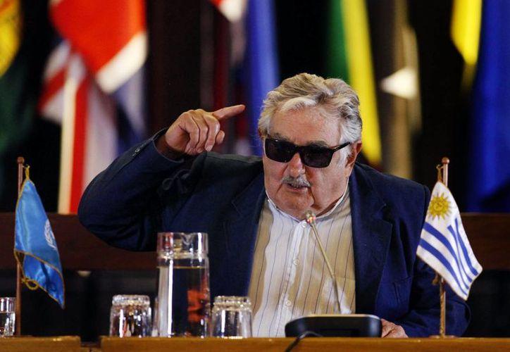 """El presidente José Mújica señaló que """"no hubo mala fe"""" en las acciones que derivaron en el procesamiento de Walter Zimmer con prisión. (EFE/Archivo)"""