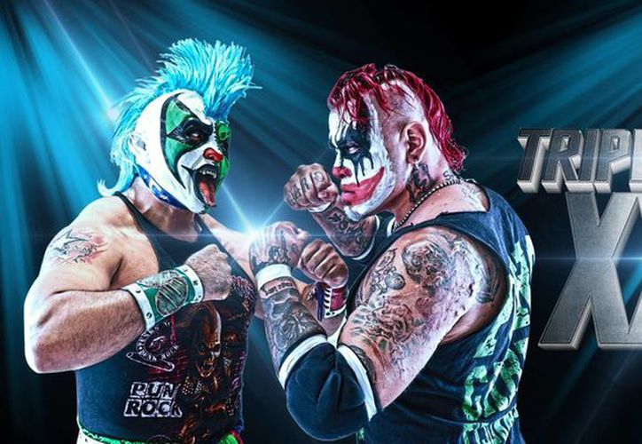 El duelo estelar será entre Psycho Clown y Pagano en una lucha de máscara contra cabellera. (Triple A)