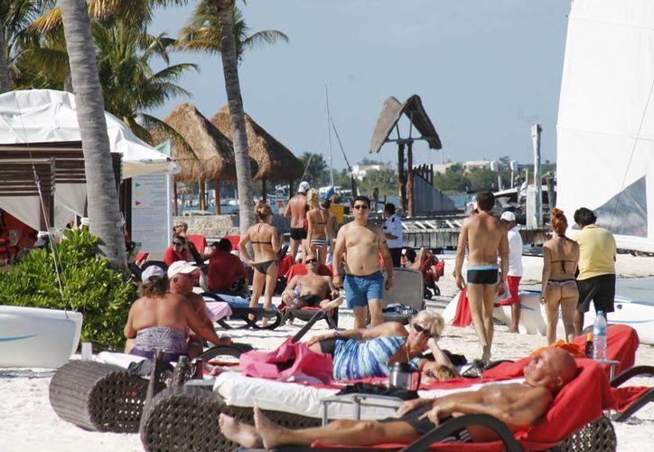 La oferta hotelera en el destino es variada por lo que permite atender al turista en cada una de sus necesidades. (Israel Leal/SIPSE)