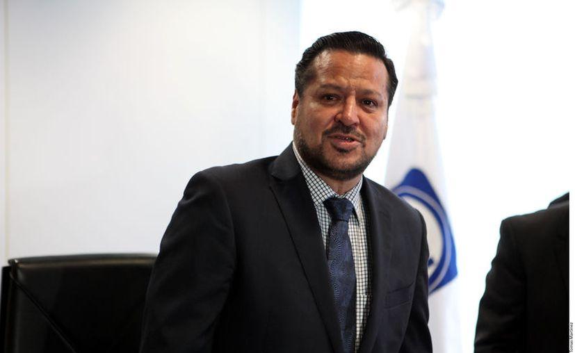 Herrera Ávila advirtió las consecuencias negativas de las adjudicaciones directas para el sector empresarial. (Foto: Reforma/ Tomás Martínez)