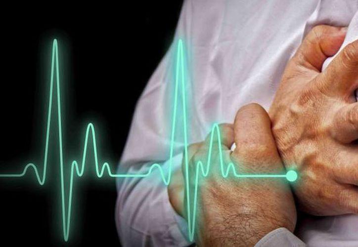 El paro cardíaco no es algo súbito si es detectado a tiempo. (Hoy en Salud).