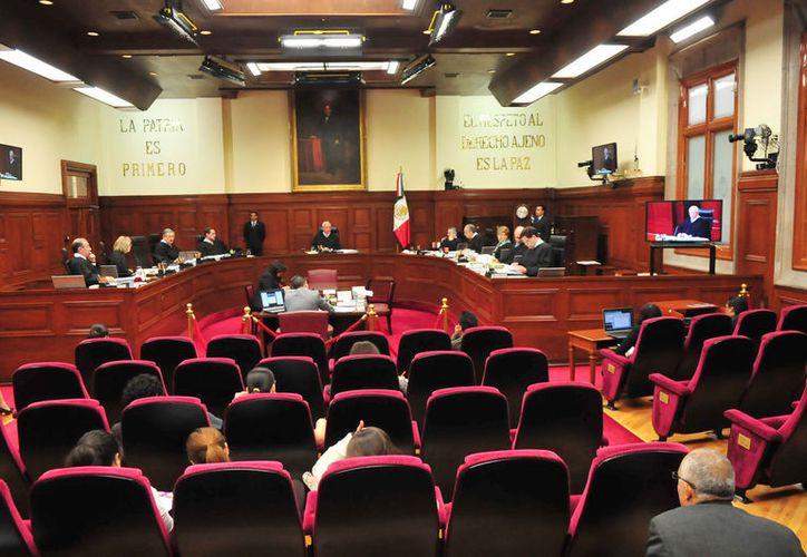 La Suprema Corte indicó que el juez debe dejar en claro las razones y motivos de la aprehensión. (Internet)