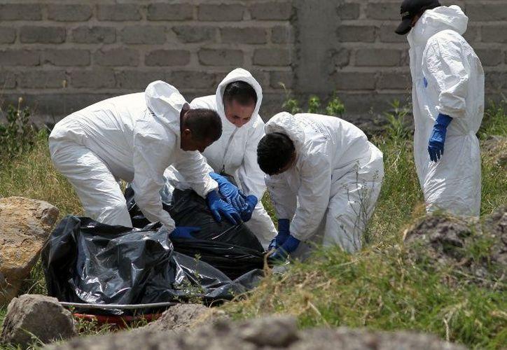 Tres de ellas perdieron la vida en varias zonas de la Ciudad y el Estado de México así como una más en Cancún. (AP)