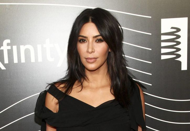Los asaltantes amarraron y amordazaron a Kim Kardashian para cometer el millonario robo de joyas.(Andy Kropa/AP)