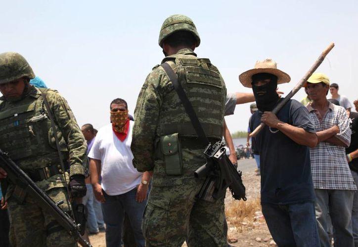 A pesar de la entrada del Ejército, la gente no ve resultados inmediatos. (Agencias)