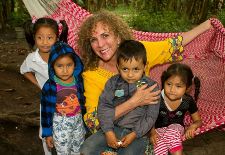 La Senadora, está trabajando para fortalecer la leyes en los derechos de las niñas y niños. (Foto: Redacción)