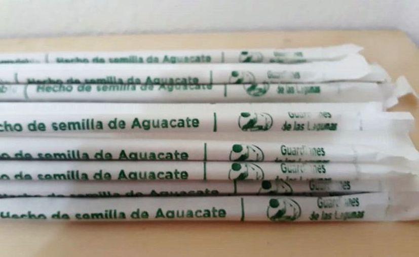 El grupo ambientalista GeoAlternativa sugiere a los restaurantes de Bacalar usar desechables biodegradables. (Javier Ortiz/SIPSE)