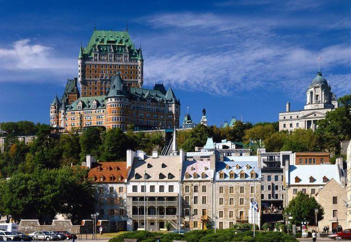 En la imagen, la ciudad de Québec, uno de los atractivos turísticos de Canadá. (travelblat.com)