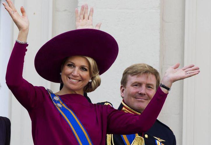La princesa Máxima es el miembro más popular de la familia real holandesa. (Agencias)