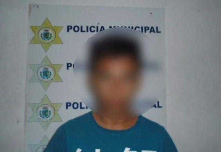 Roberto N y Efraín N son acusados de robo de herramienta, al interior de un auto particular. (SIPSE)