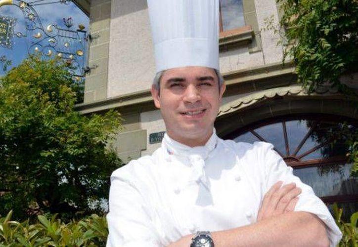 Benoit Violer administraba uno de los mejores restaurantes del mundo: el Hotel de Ville, en Lausana, Suiza. (Ansa Latina)