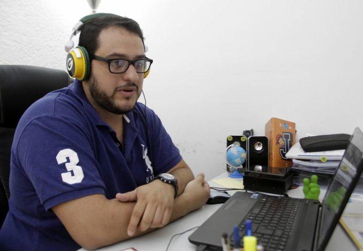 Fernando Rojas, director de Difusión y Expansión. (Milenio Novedades)