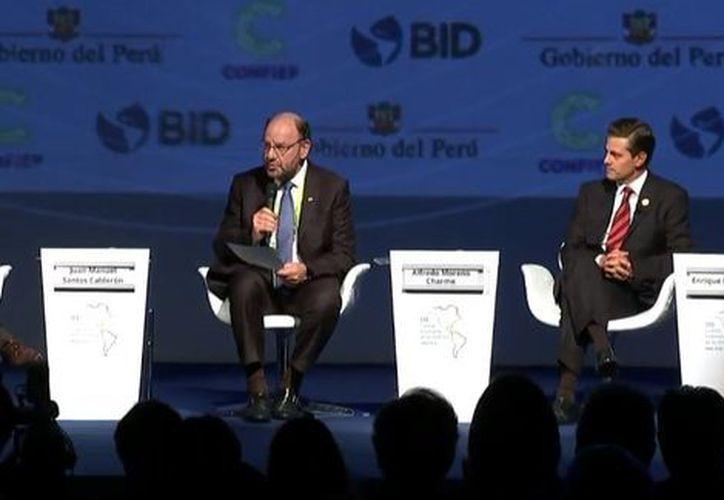 El Presidente de México invitó a Estados Unidos a reintegrarse al Acuerdo de Asociación Transpacífico. (Milenio)